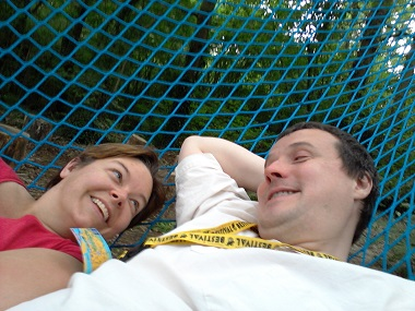 Relaxing(ish) at Bestival