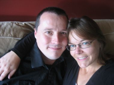 Me and My Fiance Melanie