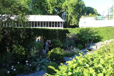 The Linklaters Garden for Maggie's