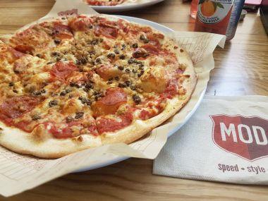 Review Of Mod Pizza Stevedricenet