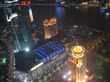 View from the Pearl Tower