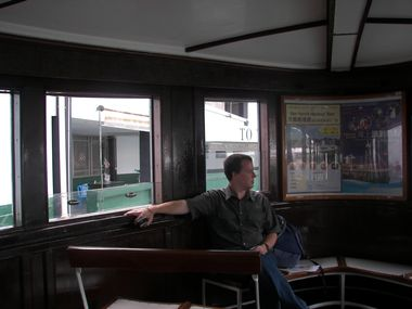 Aboard the Star Ferry (SW)