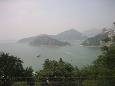Islands on the South Side of Hong Kong Island