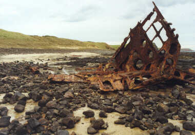 Wreck of the S. S. Speke