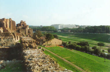 Circus Maximus from the Palatine
