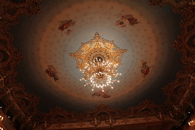 The Auditorium Ceiling