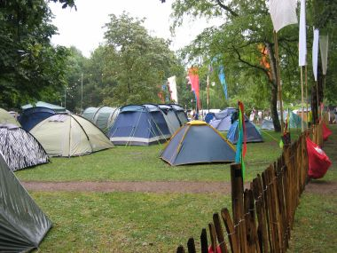 Folk Festival Accommodation