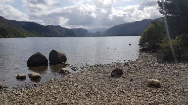 Derwent Water Monument