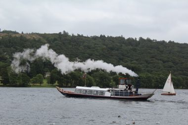 "Steam Yacht ""Gondola"""