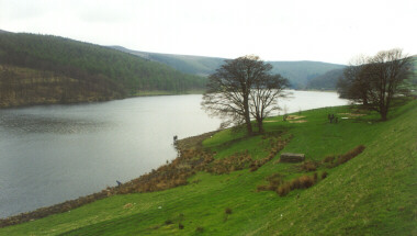 Ladybower Reservoir (near the A6013)