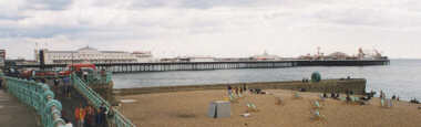 Brighton - The Palace Pier