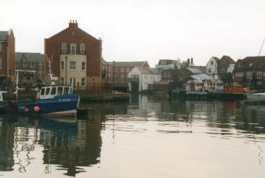 Portsmouth - Inner Harbour Area