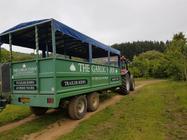 Tractor Tours