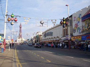 Blackpool -- England's Classic Seaside Resort