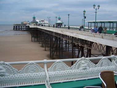 Classic English Seaside (The North Pier)