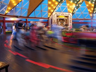 Many, many rides -- This one is the Derby Racer