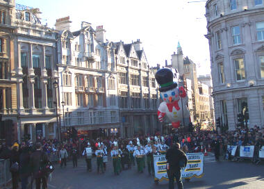 New Year's Day Parade in London