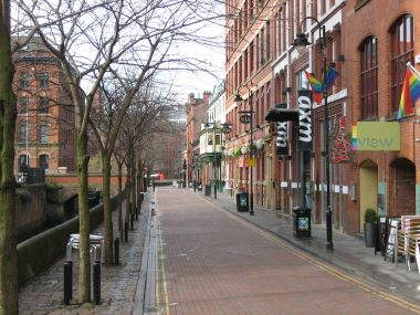 "Canal Street (in ""Gay Village"")"