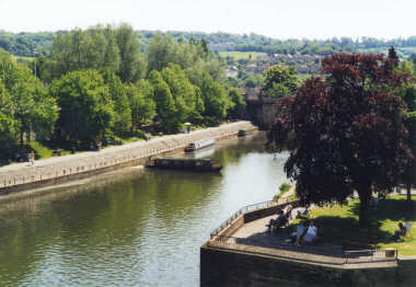 Bath - The River Avon