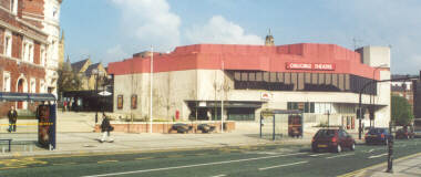 Cruicible Theatre - Home of the World Snooker Championships