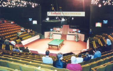 Embasssy World Snooker Championships