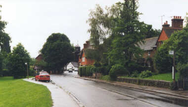 Abinger Hammer - So named because of the forge that used to be located here