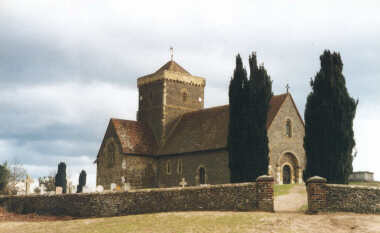 St. Martha's Church, Shalford