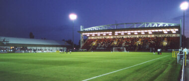 Home of the Woking Football Club (WFC) - Kingfield Stadium