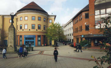 Woking City Centre