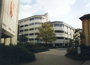 Woking Civic Council Offices