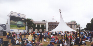 Goodwood Festival of Speed - 2001