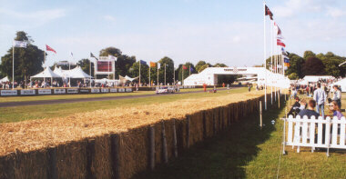 Goodwood Festival of Speed - The track (road)