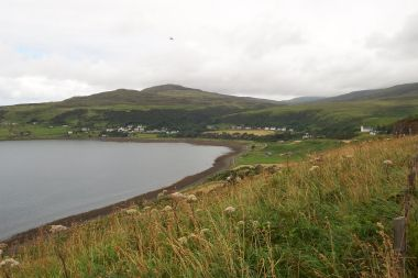 View of Uig