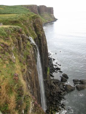 Kilt Rock (and Waterfalls)
